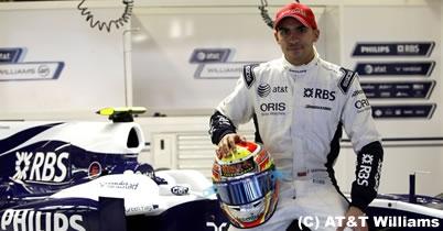 ウィリアムズ加入がうわさされるパストール・マルドナード、今週中に「重要なニュース」? thumbnail