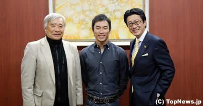 佐藤琢磨、アチーブメントの講演会で夢について語る thumbnail