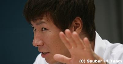小林可夢偉、2011年の目標はノーミス thumbnail