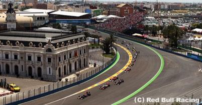 バレンシア、F1 ヨーロッパGP契約解除を否定 thumbnail