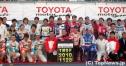 トヨタ・モータースポーツ・フェスティバル始まる thumbnail
