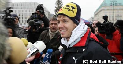 セバスチャン・ベッテル、フェラーリ入りが「僕の願いであり、目標」 thumbnail