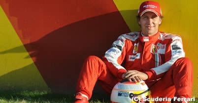 フェラーリ、テストドライバーのルカ・バドエルが離脱 thumbnail