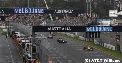 F1 オーストラリアGP、開催継続に向けた問題が解決 thumbnail