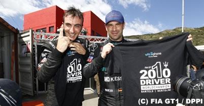 FIA GT1最終戦アルゼンチン、アンドレア・ベルトリーニ/ミハエル・バルテルス組がタイトル獲得 thumbnail