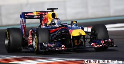 レッドブル、2011年型F1マシンRB7は1回目の合同テストに間に合う? thumbnail