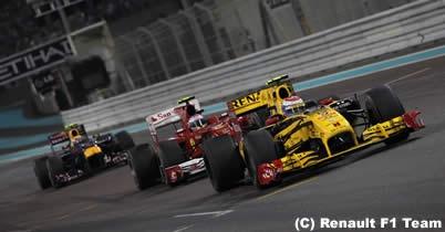 F1最終戦でのフェラーリの作戦を擁護する声 thumbnail