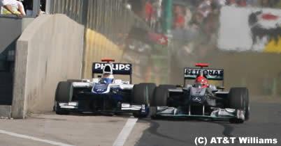 F1 2011年からドライビング関連の規則を厳格化 thumbnail