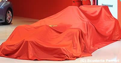 F1 2011年 新車発表 フェラーリは1月下旬 thumbnail