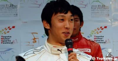 中嶋一貴、2011年の活動予定を明かす thumbnail
