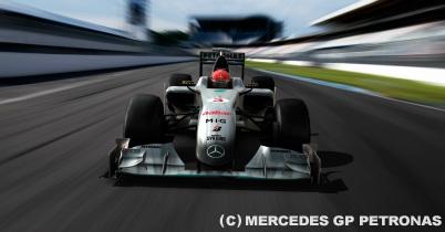 メルセデスGP、4チームによるペトロナス争奪戦に勝利 thumbnail