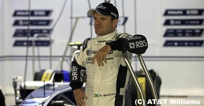 ウィリアムズ、2010年型車デビューはバリチェロが担当 thumbnail